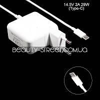 Блок питания для ноутбука Apple MacBook 14.5V 2A 29W USB Type-C (A+)