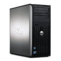 Компьютер бу Tower Dell 780 / Core2Duo E 5500  / Ram 4Gb / HDD 320Gb