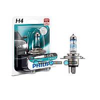 Галогенновая  лампа Philips X-TremeVision H4 + 130%  22107030