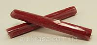 "Полимерная глина ""LEMA"" Glitter, палочка 17 грамм, цвет: бордо"