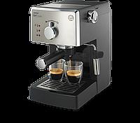 Рожковая кофеварка эспрессо Saeco Poemia Class HD8425/19