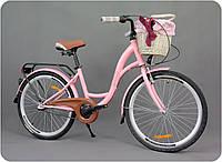 Молодежный городской велосипед GOETZE 24 3b