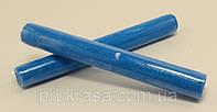 "Полимерная глина ""LEMA"" Glitter, палочка 17 грамм, цвет: голубой"