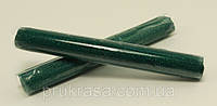 "Полимерная глина ""LEMA"" Glitter, палочка 17 грамм, цвет: зеленый"