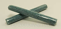 "Полимерная глина ""LEMA"" Glitter, палочка 17 грамм, цвет: изумрудный камень"
