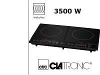 Индукционная плита Clatronic