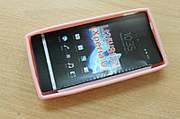 Силиконовый чехол Sony Xperia U ST25i