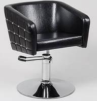 Кресло клиента на диске GLAMOUR