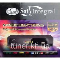Тюнер Sat-Integral S-1228 Heavy Metal