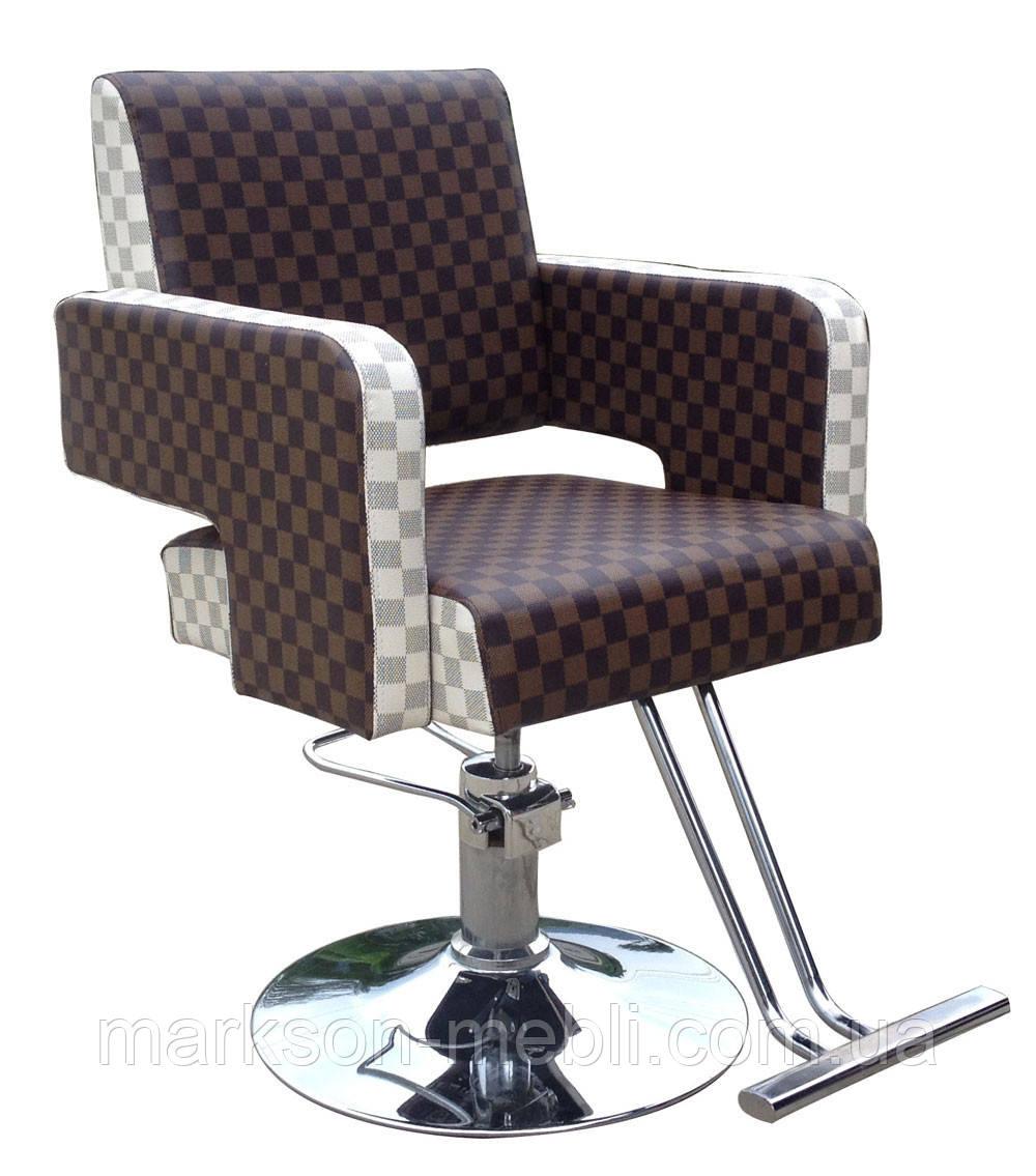 Кресло парикмахерское на диске MAGIC