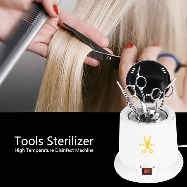 Кварцевый (шариковый) стерилизатор Tools Sterilizer YM-9001B для маникюрных инструментов