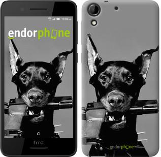 "Чохол на HTC Desire 630 Доберман ""2745c-454"""