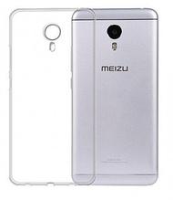 Чохол бампер для Meizu m3s/ m3 mini / m3 прозорий