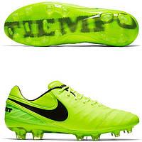 Футбольные бутсы Nike Tiempo Legend VI FG 819177-707