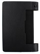 Кожаный чехол для Lenovo Yoga Tablet 8 B6000 черный
