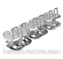 Механический соединитель для конвейерных лент