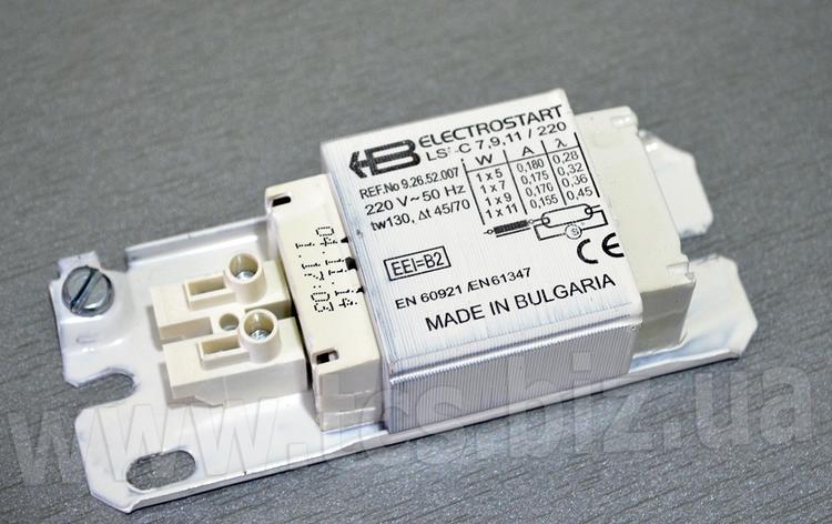 Electrostart LSI-C 5,7,9,11W Балласт электромагнитный, фото 2