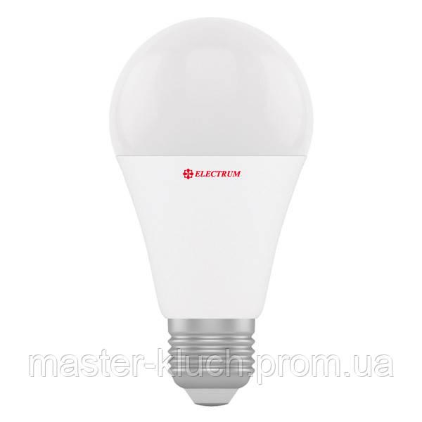 Лампа светодиодная стандартная Electrum LED LS-22 15W E27 A60 4000К