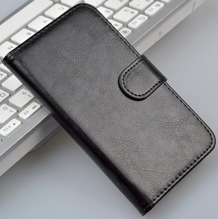 Чехол книжка для  Nokia Lumia 535 черный
