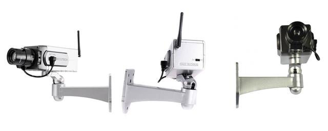 Поворотная камера муляж 1400