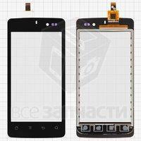 Тачскрин (сенсор) для мобильного телефона K-Touch U86