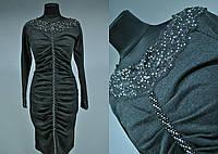 Красивое женское платье из ангоры Турция