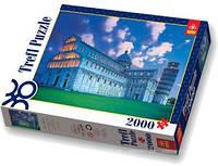 """Пазл Trefl """"Пизанская Башня Италия"""" (2000 шт.)"""