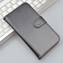 Чехол книжка для  Nokia Lumia 640 черный