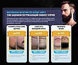 Professional Hair System (профешнл хеир систем) - спрей для роста бороды, фото 2