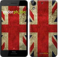 "Чохол на HTC Desire 630 Прапор Великобританії 3 ""402c-454"""