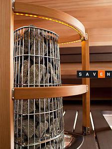 Захисне огородження SASPI230 для кам'янок Harvia Kivi