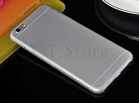 Чехол бампер для iphone 6 6S серый