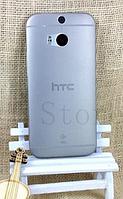 Чехол бампер для Htc One M8 серый