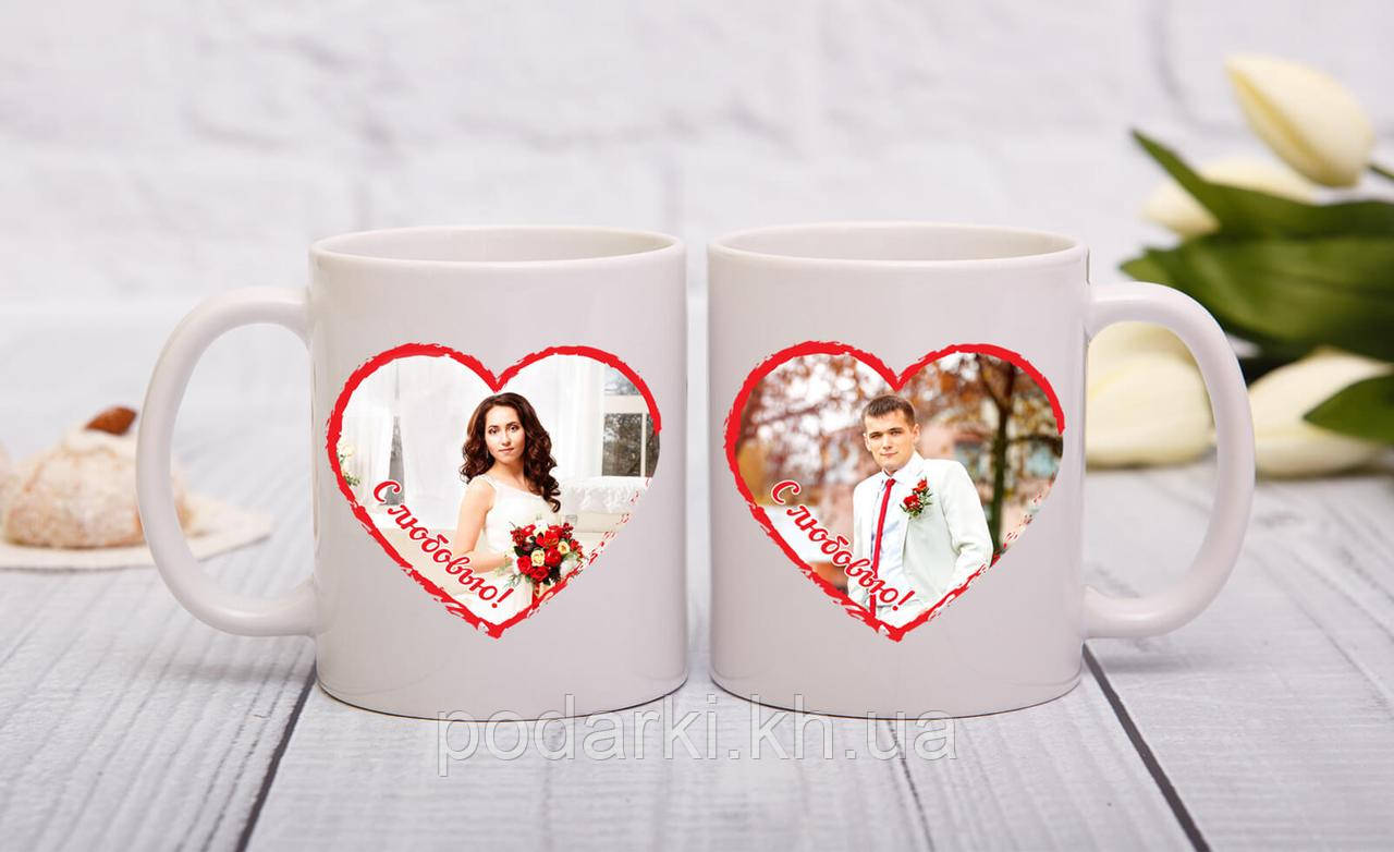 Парные чашки с фото