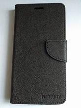 Чехол-книжка Mercury для Xiaomi Redmi note 3/ note 3 pro черный