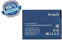 Аккумулятор для мобильного телефона Bravis Neo A401