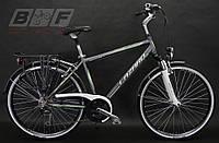 """Велосипед LAZARO SENATORE V3 MEN, рама 17"""", 19"""", 21"""""""