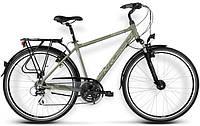 "Велосипед KROSS TRANS SIBERIAN, рама 17"", 19"", 21"""