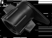 """Старт-Коннектор для плоского шланга. РВ 1/2"""". диаметр 3/8"""" Bradas"""