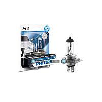 Галогенновые лампы Philips White Vision H4 12342whvb1