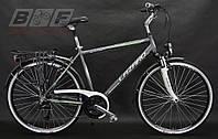 """Велосипед LAZARO SENATORE V2 MEN, рама 17"""", 19"""", 21"""""""