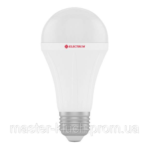 Лампа светодиодная Electrum LED LS-28 18W E27 A60 3000К