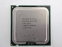 Процессор Intel Pentium E2140/1.8GHz/1M/800MHz/S775