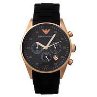 Часы Armani AR-5905 gold/black (Кварц). Класс: AAA.