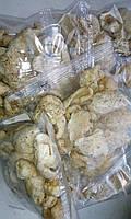 Чипсы из сала весовые с острым перцем