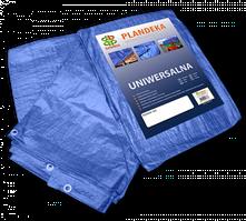 Тент водонепроницаемый BLUE 60 гр/м² размер 1,5 х 2м Bradas
