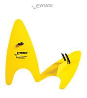 Лопатки для плавания вольным стилем Finis Fristyler (Yellow)