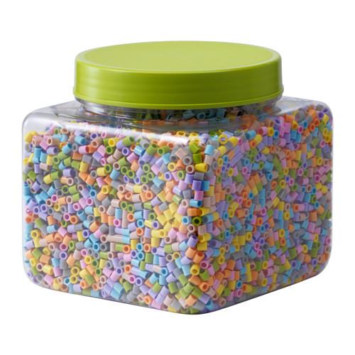 PYSSLA Бусины, разные пастельные цвета 603.160.73