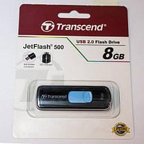 Флеш-накопитель USB Transcend 8GB, фото 3