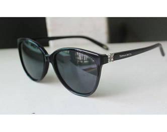 Женские солнцезащитные очки Tiffany & co (TF4089) black SR-480